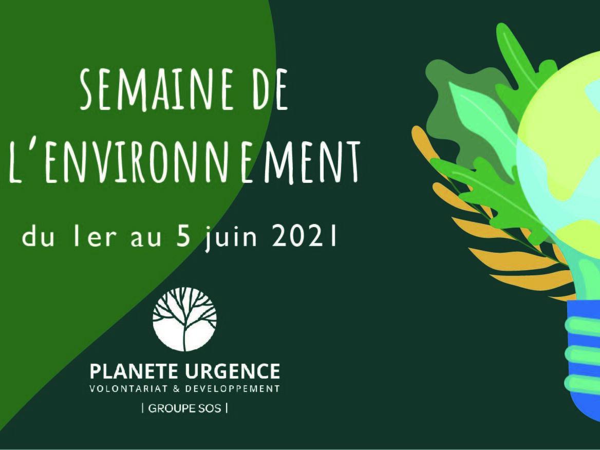 Planète Urgence celebrates World Environment Day